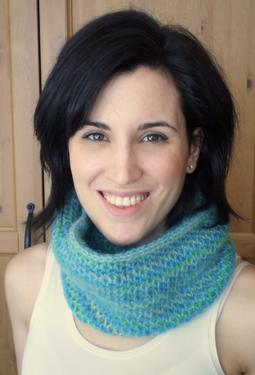 Honeycomb Brioche Cowl/Shrug