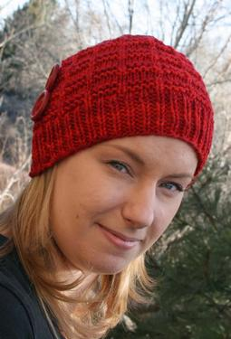 Jennifer Head-Hugger Hat