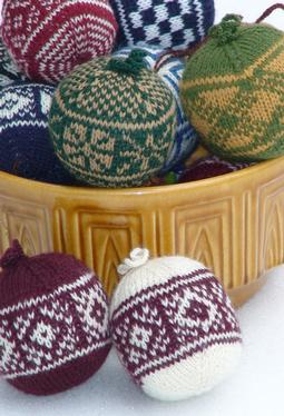 Colorwork Ornaments