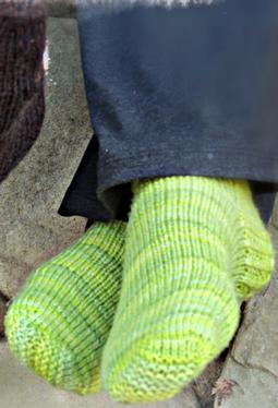 Cow Springs Hiking Sock - Knitting Patterns and Crochet ...