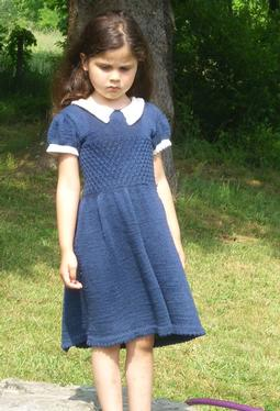 The Bluebell Dress