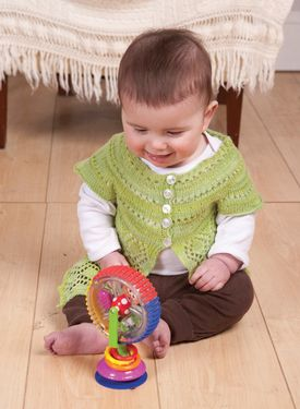 Tanvi Child Sweater Pattern