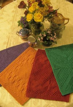 Really Reversible Placemats & Table Runners Collection