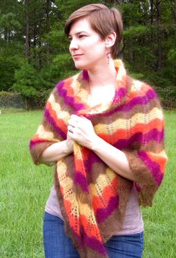 Technidream Shawl