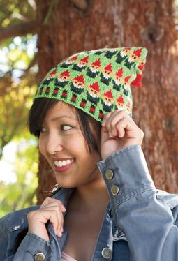 Santas Elves Stocking Cap - Knitting Patterns and Crochet ...