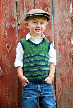 Oxford Child Vest