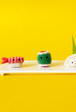 Tiny Sushi Bar Set