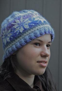 Winter Sky Hat