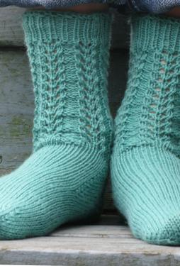 Sweet & Simple Sock