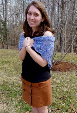 Eclectic Shawl
