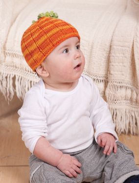 Darling Little Pumpkin Hat Pattern