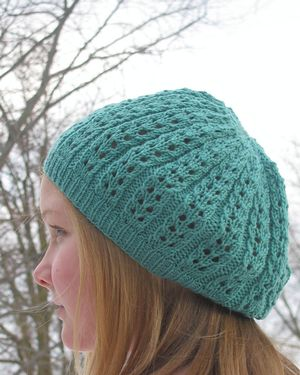 Sweet & Simple Lace Hat Pattern