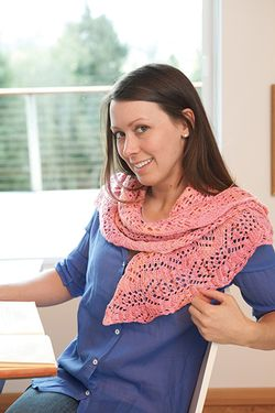 Arabesque Shawl Pattern