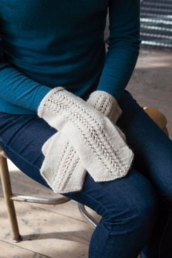 Rosalie Mittens Patterns