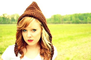 Crochet Hobbit Hat Pattern