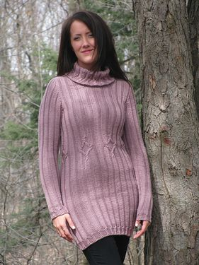 Entangled Knit Dress Pattern