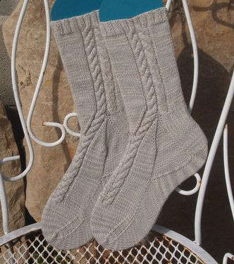 Merge Socks Pattern