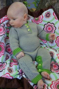 Eleanor Romper Pattern