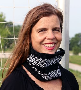 Soccer Practice Cowl Pattern