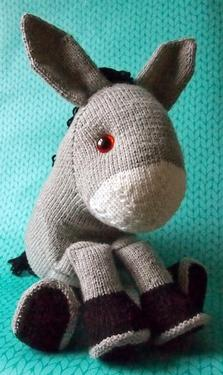 Free Dk Baby Knitting Patterns : FREE DOWNLOAD KNITTING PATTERNS DONKEY - VERY SIMPLE FREE KNITTING PATTERNS
