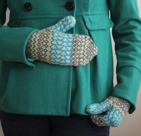 Hodgepodge Mittens