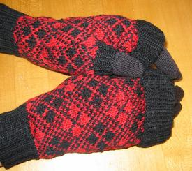 Argylish: The Mitts