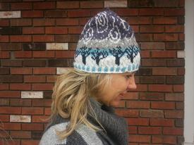 Snow Squall Hat