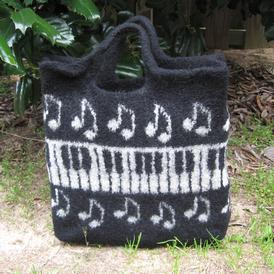 Musica: The Felted Bag