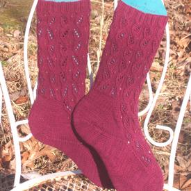 The Secret Garden Socks