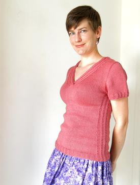 Begonia Pullover