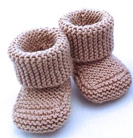 Oh Baby! Baby Booties