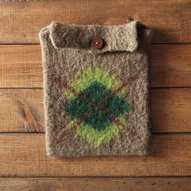 Felted Tablet Cozies
