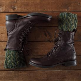 Twisted Lines Boot Toppers