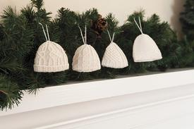 Icy Seas Ornaments
