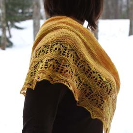 Lotus Shawl