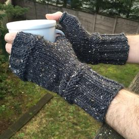 Dave's Manly Mitts