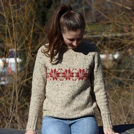 Vintage Winter Sweater