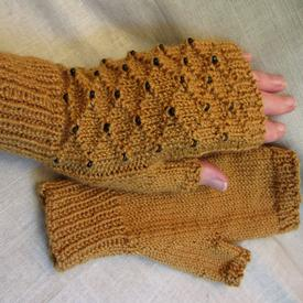 Cape May Diamonds Mitts