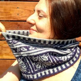 Arabesque Cowl