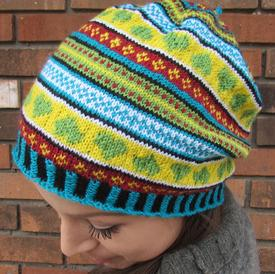 In Loving Color Hat