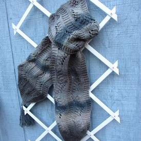 Serpentine Splendor Scarf