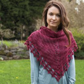 Louisa Crochet Shawl