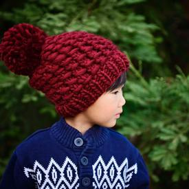 Bamboo Slouch Beanie