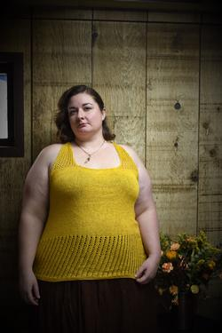 Trinity Stitch Jacket Pattern