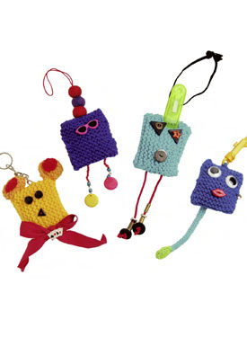 Packet Pals Pattern