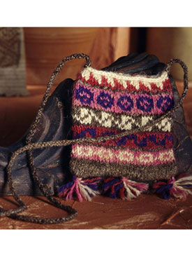 Ollataytambo Bag Pattern