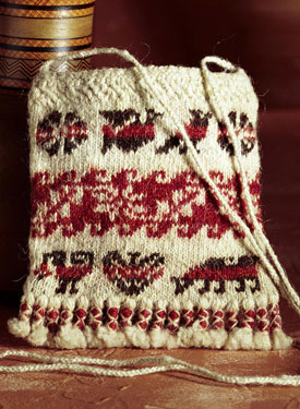 Taquile Island Purse Pattern