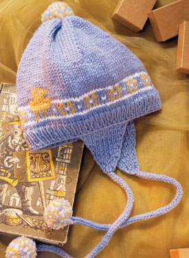 Earflap Hat Pattern