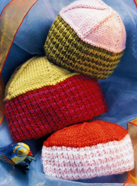 Striped Hat Pattern