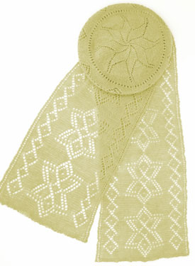 North Star Tam & Scarf Pattern